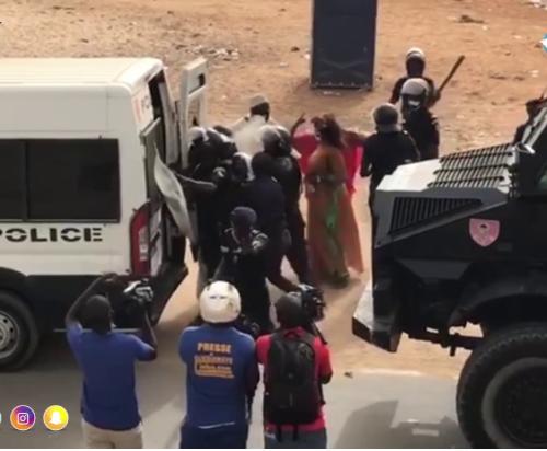 Violences policières: les victimes de Gadaye portent plainte ...