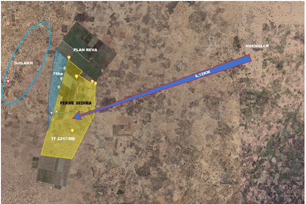 Bruits autour du foncier à Ndingler: la SEDIMA apporte son éclairage et réablit la vérité
