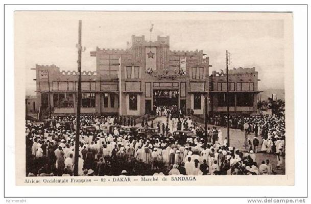 Il faut sauver le marché San-daga: restaurer n'est pas reconstruire ! (Dr. Adama Aly PAM)