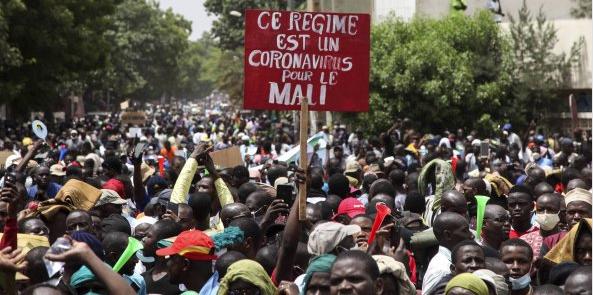 Mali : les opposants à IBK claquent la porte du dialogue