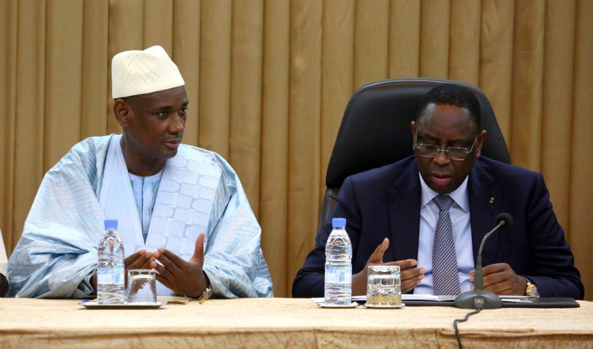 Amadou Dawa Diallo, SG du Parti de la Réforme: «Ce n'est pas le moment des querelles de borne-fontaine ni l'heure du bilan»