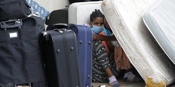 Liban : Les travailleuses domestiques africaines à la rue