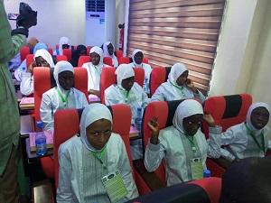 Culture - Religion: 118 filles et garçons de l'Institut Ahmed Sakhir Lô honorés pour avoir mémorisé le Saint Coran