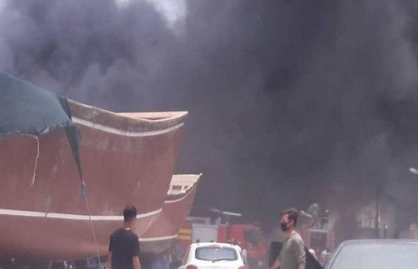 Des navires en feu dans le port de Bushehr: questions autour des incendies et explosions  notés  en Iran