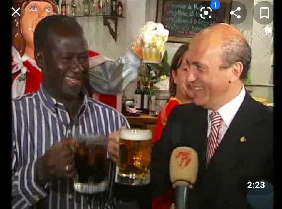 Nécrologie - Biri - Biri, le plus grand joueur gambien de tous les temps, est mort