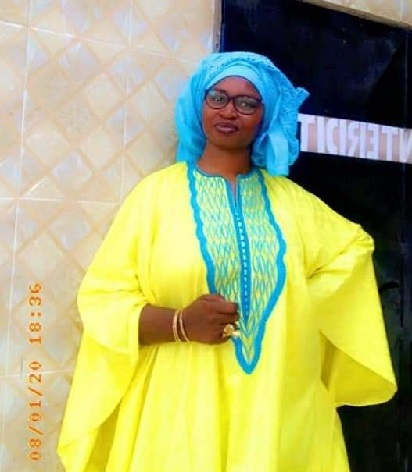 Tabaski 2020 en images: Voici comment Soya Diagne revalorise la femme sénégalaise sur sa page Facebook