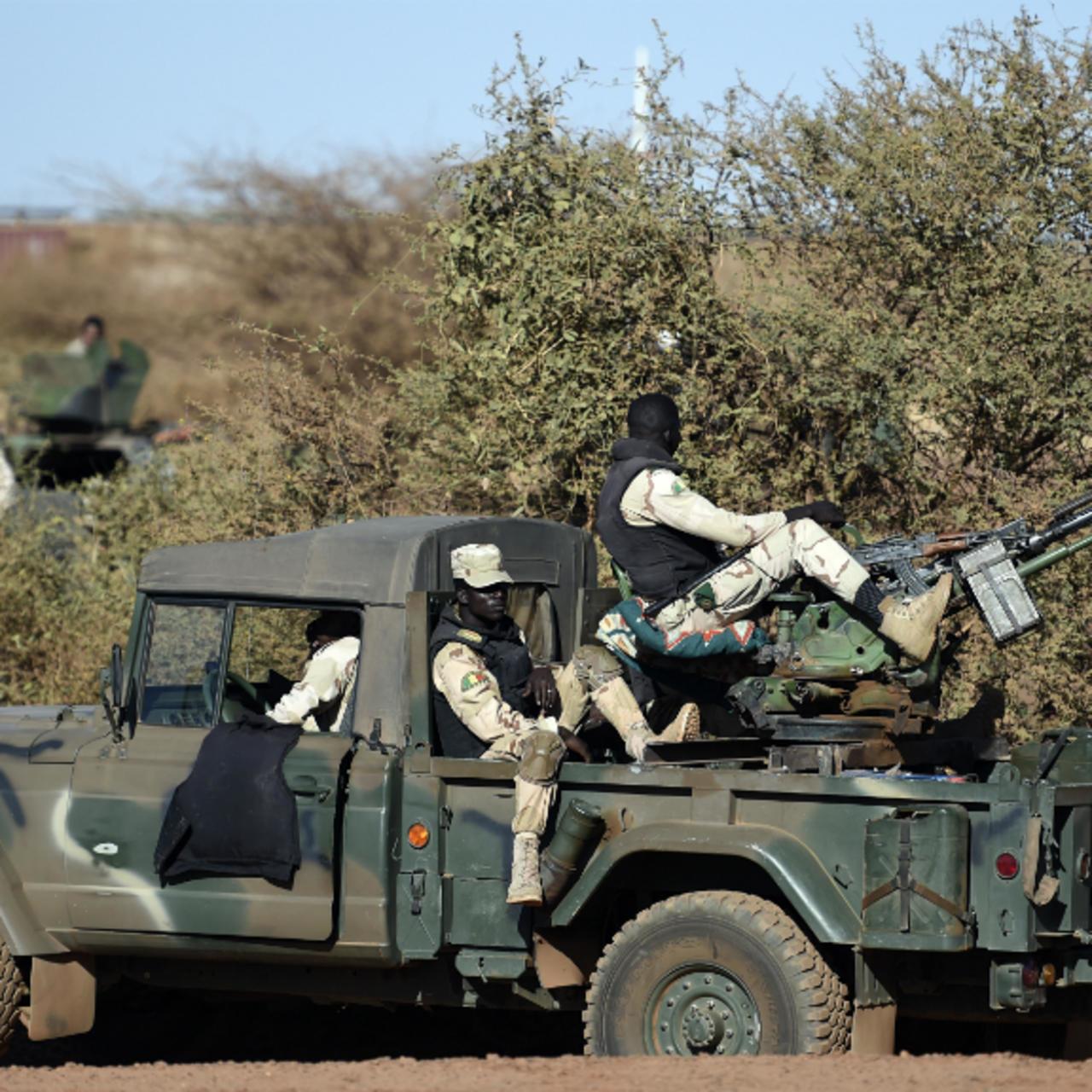 """Le Général Anderson prévient: """"le Sénégal est sous la menace terroriste qui viendrait de…"""""""
