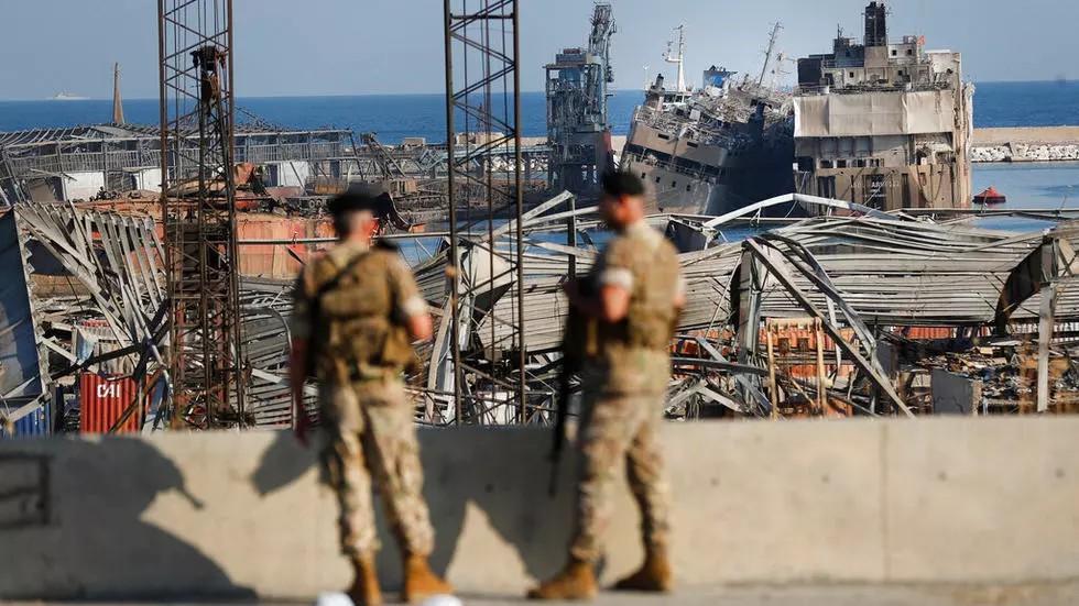 Explosions à Beyrouth : la folle histoire des 2 750 tonnes de nitrate d'ammonium de l'entrepôt 12