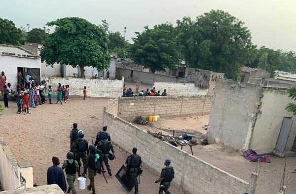 Rebondissement dans l'affaire foncière de Tobène: les 3 chefs de village et le responsable de jeunes embarqués par la gendarmerie