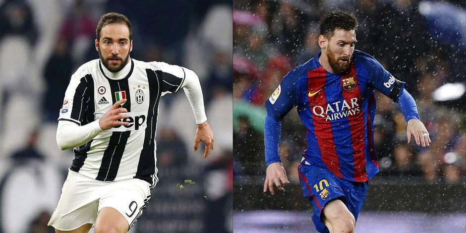 Départ pour la Premier League - Higuain met en garde Lionel Messi...