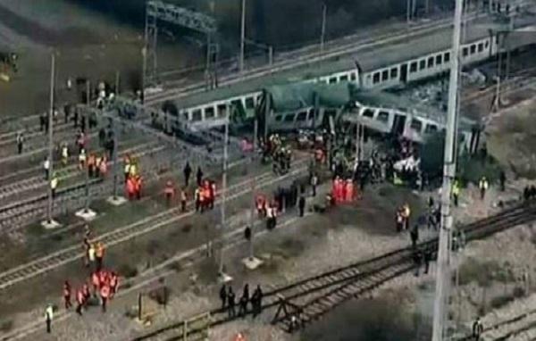 Italie : Un train roule 7 km sans son conducteur puis déraille, trois personnes blessées