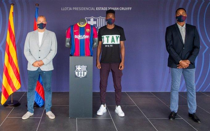 Mercato : Moussa Ndiaye s'engage avec le FC Barcelone