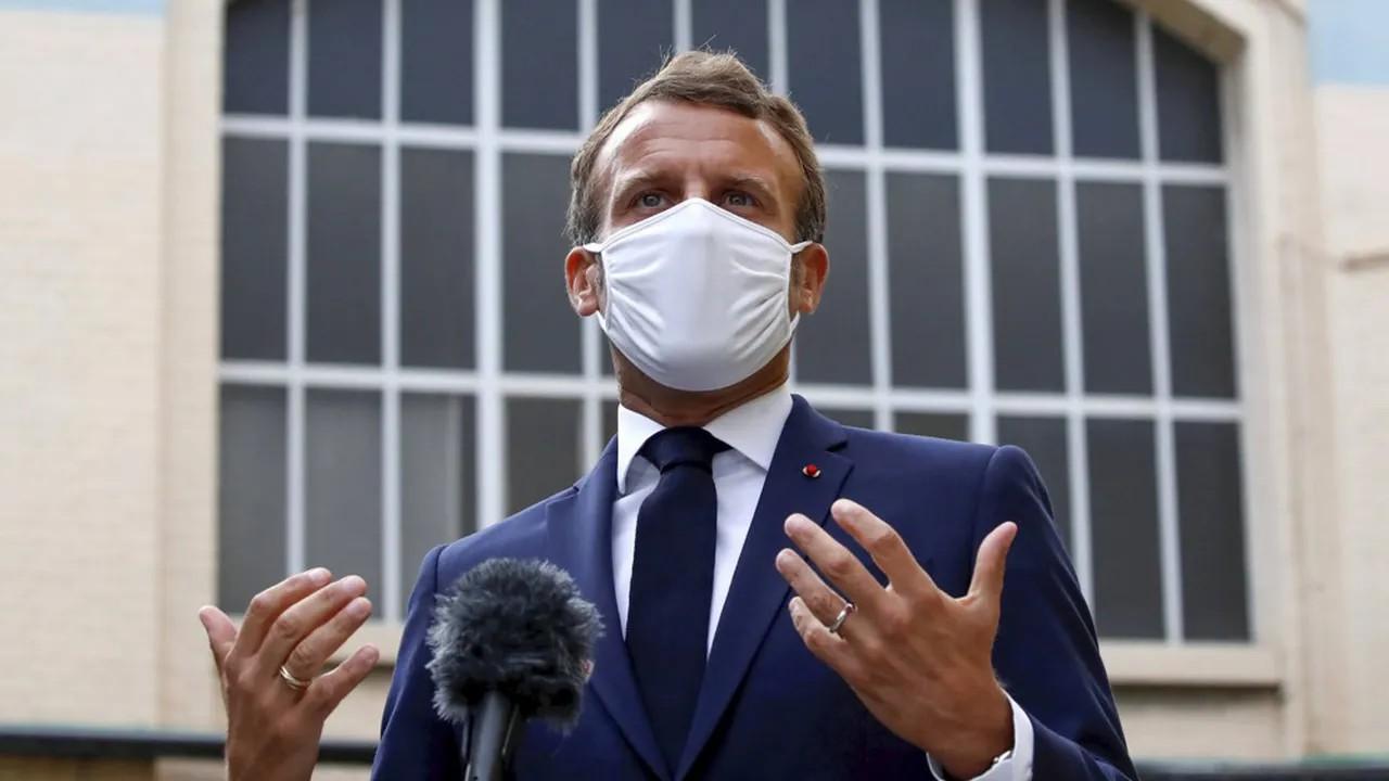 FRANCE - Emmanuel Macron : « La transformation et la modernisation du pays ne peuvent pas s'arrêter »
