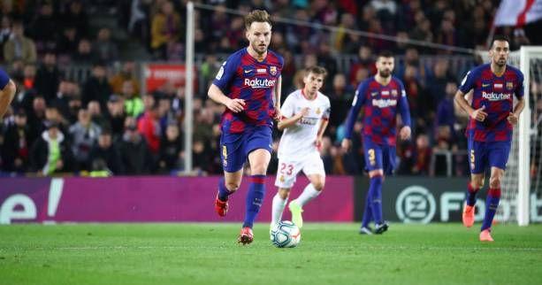 Foot - Transferts: Ivan Rakitic de retour au Séville FC (officiel)