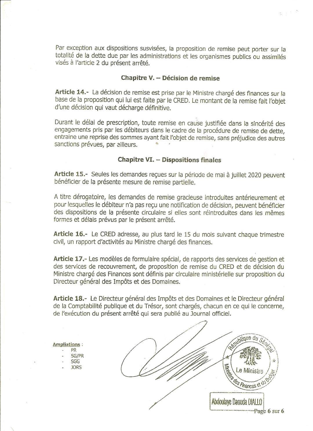Impacté de la Covid 19/ Fin de l'Ordonnance Présidentielle: Les services des Impôts avec des ATD, bloquent les comptes des hôteliers, le Ministre du tourisme aphone