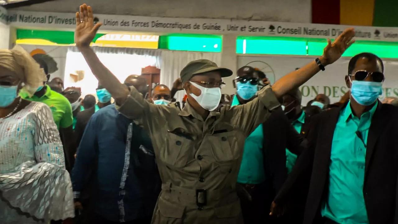 Guinée: le chef de file de l'opposition, Cellou Dalein Diallo, candidat à la présidentielle