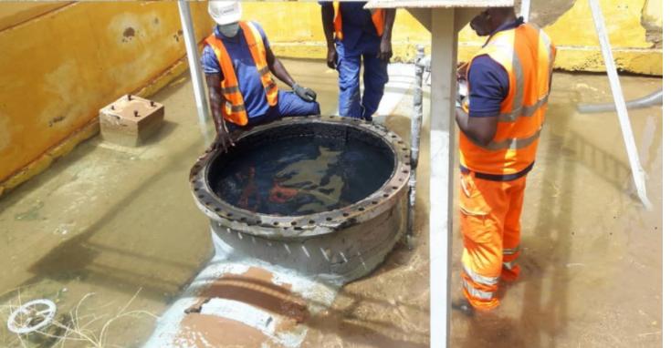 Accident mortel de 3 agents de Sen'Eau: Le chef d'équipe condamné à 1 an de prison ferme