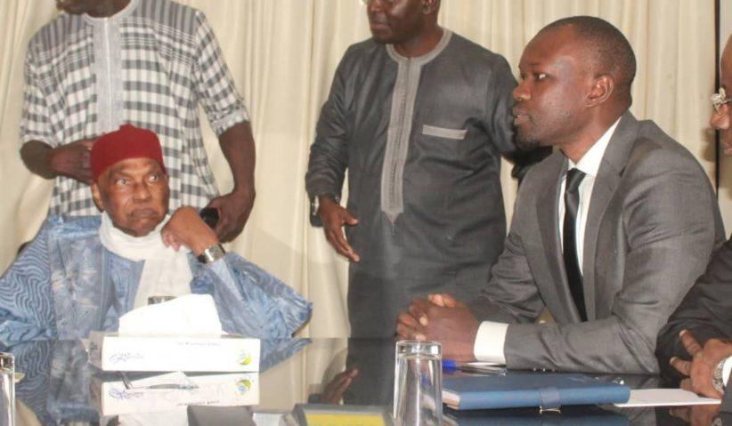 """""""Macky Sall, le premier à aller en prison"""": Ousmane Sonko ne donne aucune garantie à Me Wade"""