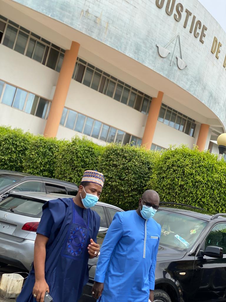 Urgent - Affaire Aliou Sall contre Dmedia: Bougane Guèye et Ameth Aïdara devant le juge à l'instant