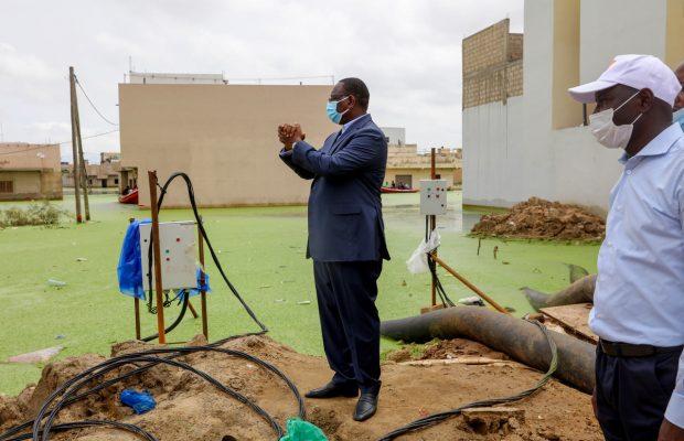 """Érection en département et enveloppe de 13 milliards FCfa: Keur Massar """"remercie"""" les inondations"""