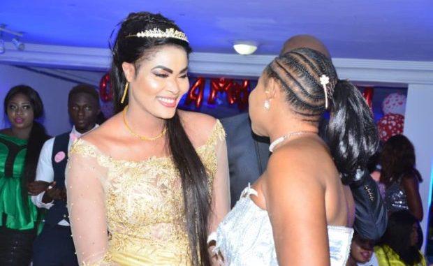 Les images du mariage de Soumboulou... Regardez !
