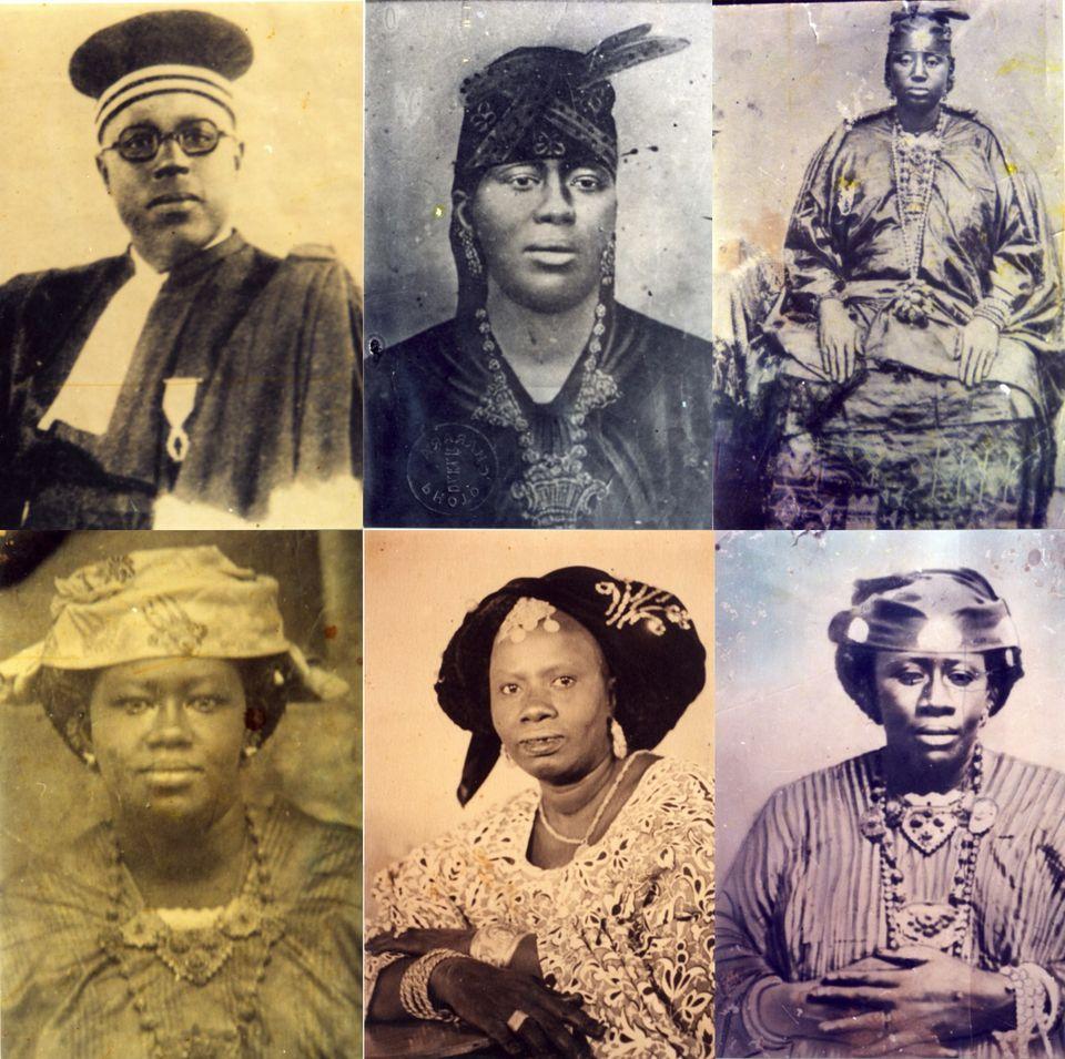 Les femmes de Lamine Guèye
