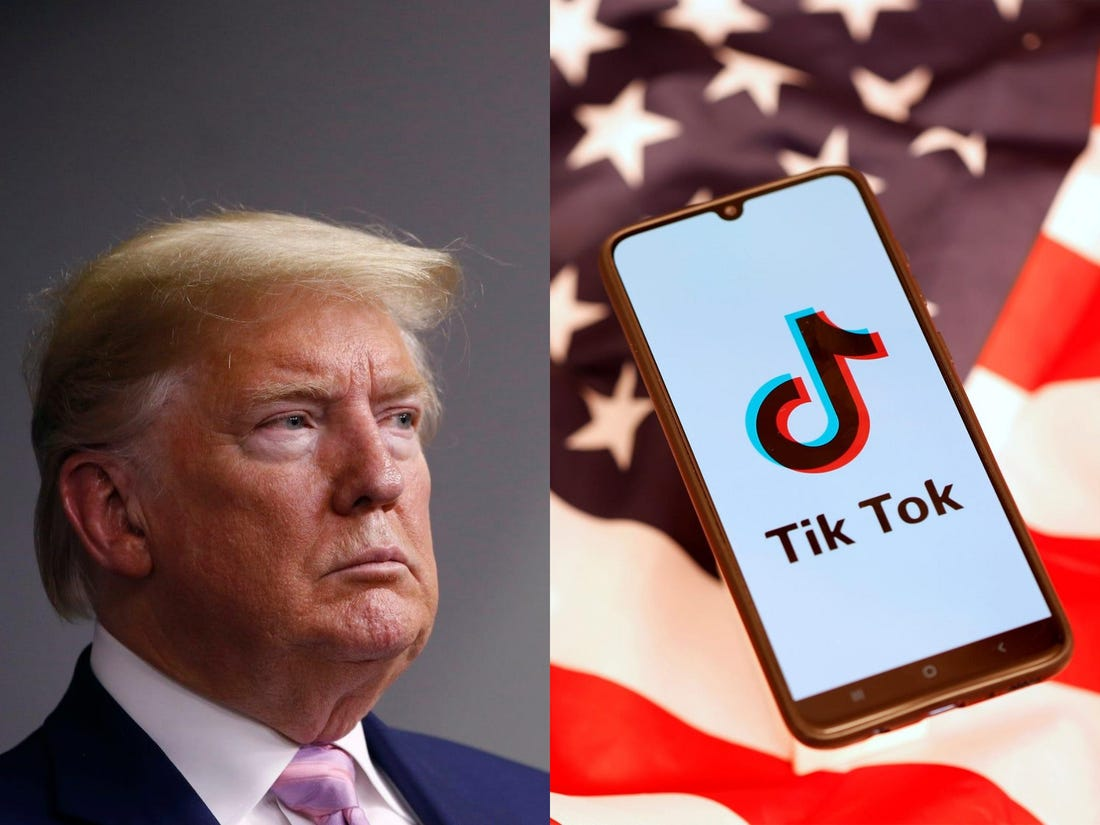 TikTok va devant la justice américaine pour contourner l'interdiction de Trump