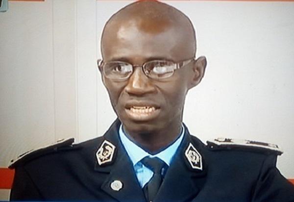 Départ émouvant d'un Commissaire à Mbour: Standing ovation pour Mandjibou Lèye