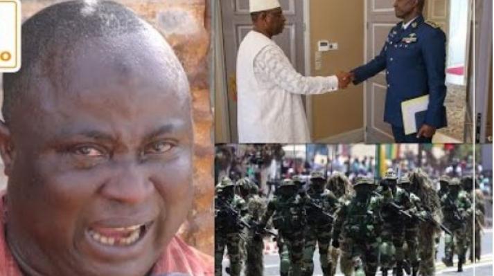 """Macky Sall prévenu par un ancien militaire: """"L'armée sera fragmentée et il y aura une mutinerie"""""""