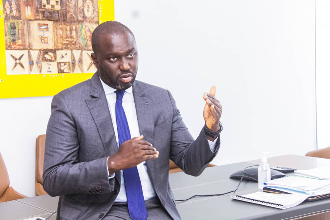 """Abdou Karim Fofana à propos du décret présidentiel sur le foncier:""""Le pouvoir des maires est resté intact..."""""""