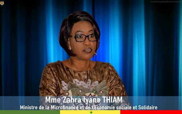 Covid-19 et Magal de Touba: Précision du Ministère de la Microfinance suite à la lettre circulaire du 29 Septembre 2020