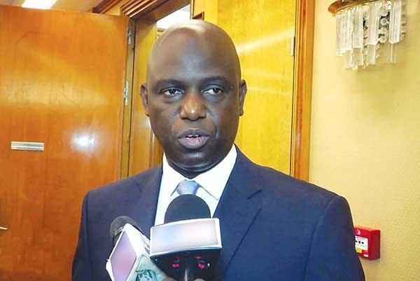 Divulgation de la preuve sonore: Mansour Faye va envoyer un huissier à Ousmane Sonko, pour...