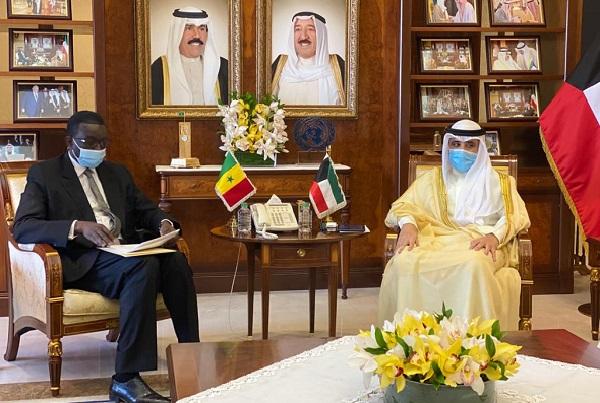 Amadou Bâ au Koweit: Quelques points saillants d'une visite de travail