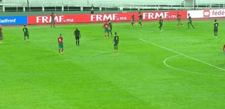 Match amical : le Sénégal s'incline devant le Maroc