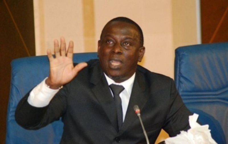 Depart de l'Assemblée nationale: Le démenti de Cheikh Tidiane Gadio