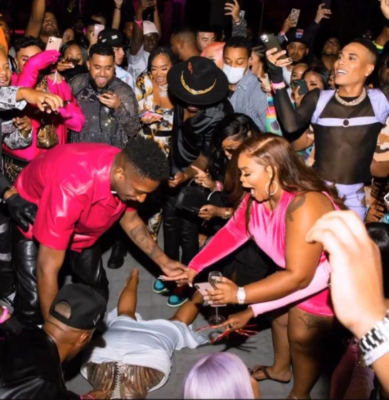 PHOTO - Cardi B a 28 ans : sa soirée d'anniversaire organisée à Las Vegas fait polémique