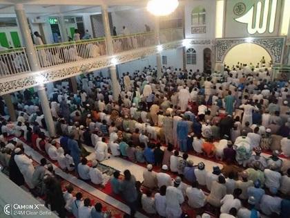 Religion: Médina Baye érige une très grande mosquée au Ghana
