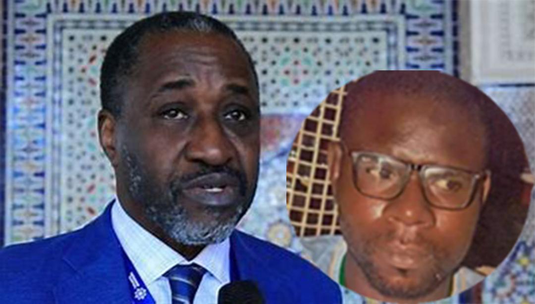 Plainte contre Me Malick Sall, Ministre de la Justice:  Sidy Makhtar Coly et ses amis mettent en garde le journaliste Adama Gaye