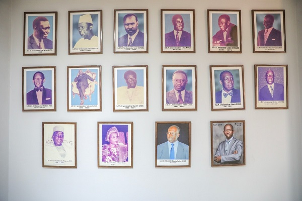 Visite de travail du Président Macky Sall au Nigéria: Les images d'un joyau, la nouvelle chancellerie du Sénégal à Abuja