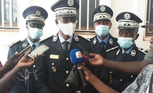Sécurité: Mor Ngom, le nouveau Commissaire central de Diourbel, installé