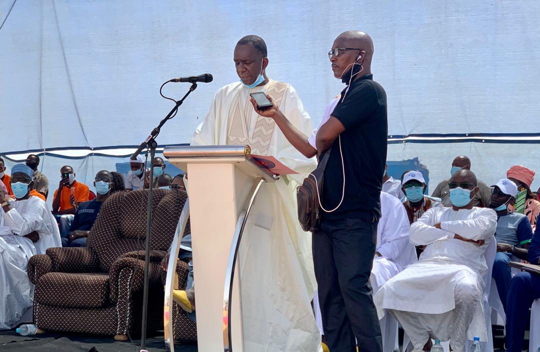 Portabilité et Identification des abonnés: Le Dg de l'ARTP lance l'Acte 2 de la campagne nationale de communication à Matam