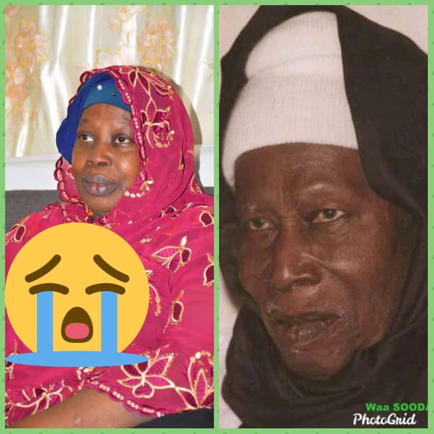 Le Khalife des Layènes encore en deuil: Sa fille, Sokhna Khady Thiaw Laye, n'est plus