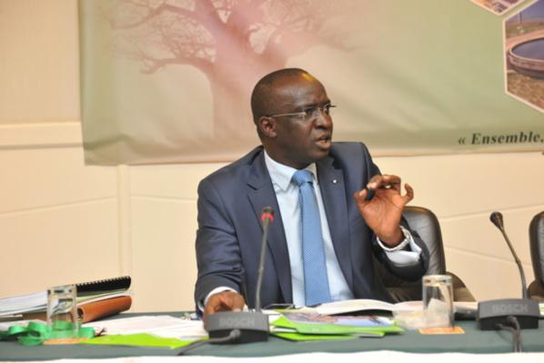 Le Directeur du Budget, Moustapha Bâ