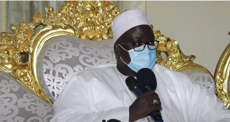 """«Le Grand Magal de Touba s'est déroulé sans incidence négative sur l'évolution de la Covid-19"""" (Cheikh Abdou Lahad Mbacké Gaïndé Fatma)"""
