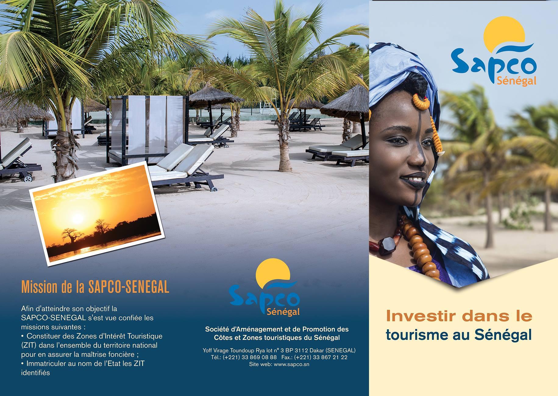 Foncier balnéaire: Après Saly, Pointe Sarène, la Sapco jette son dévolu sur Abéné (Dossier)