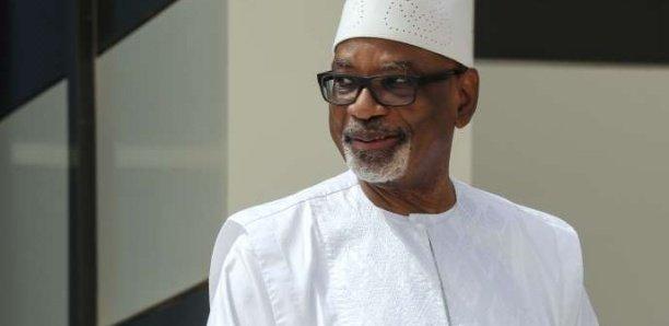 Mali: IBK, le président déchu est rentré à Bamako