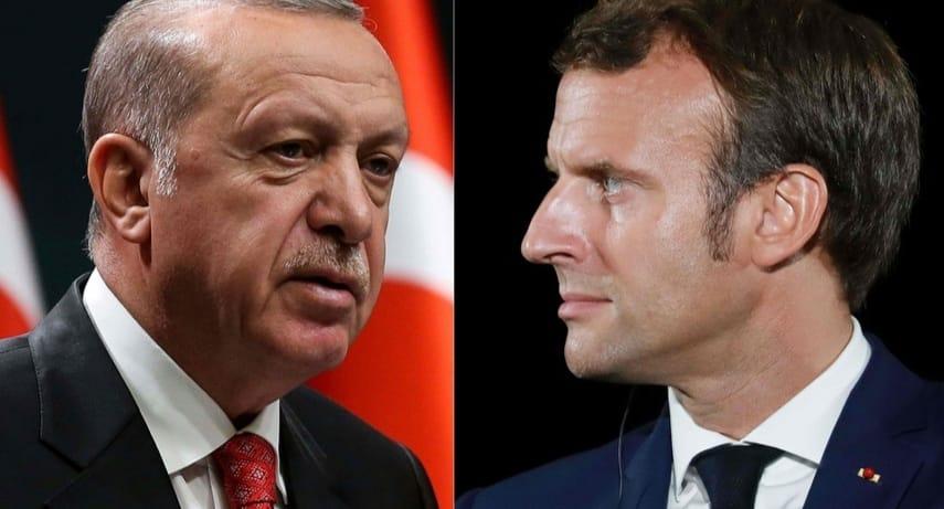 Erdogan appelle au boycott  des produits français