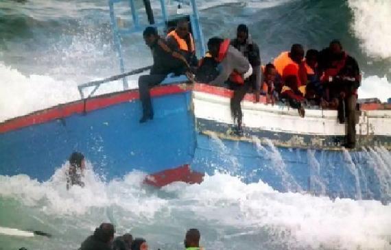 140 personnes décédées en mer: Le ministère de l'intérieur dément l'OIM et réduit drastiquement le nombre
