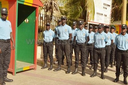 Notto-Gouye Diama: La commune opte pour la mise en place d'une police de proximité