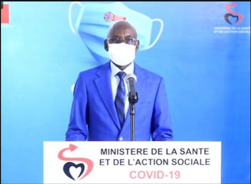 Covid-19: Le Sénégal enregistre 7 nouveaux cas positifs